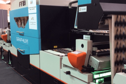 Edale celebrates another successful edition of Labelexpo