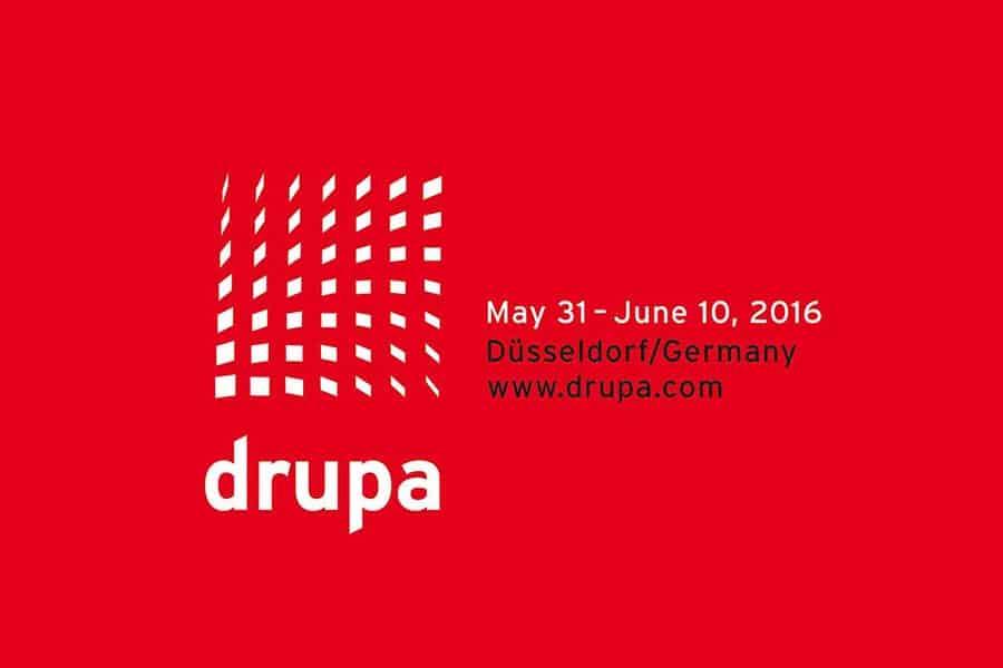 Edale exhibit at Drupa 2016