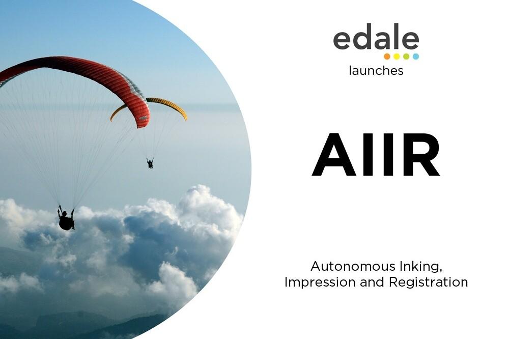 Edale Launches AiiR AVT Technology