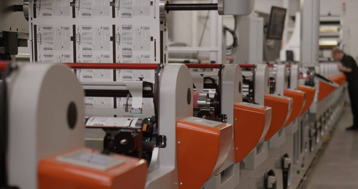 Edale is yet again chosen to supply another of its Flexopresses to Nigerian based Masterstroke