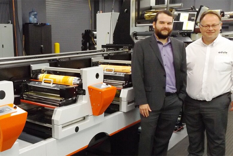 Edale Ltd strengthens its presence in the Americas with FUJIFILM North America Corporation, Graphic Systems Division