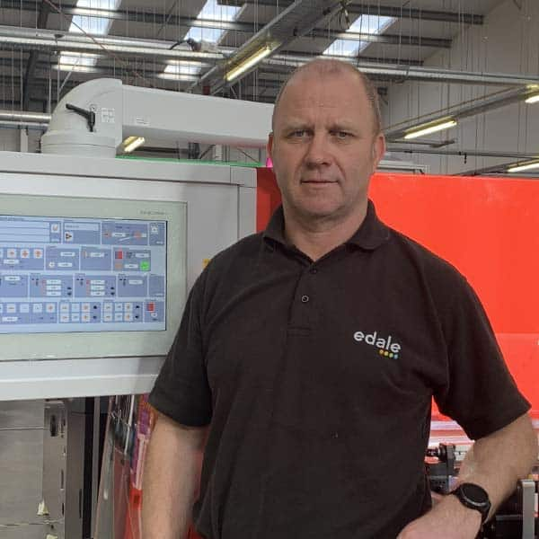 Simon Coffin - Field & Technical Manager