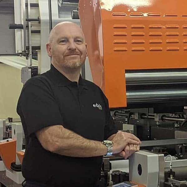 Shaun Buchanan - Aftersales Manager