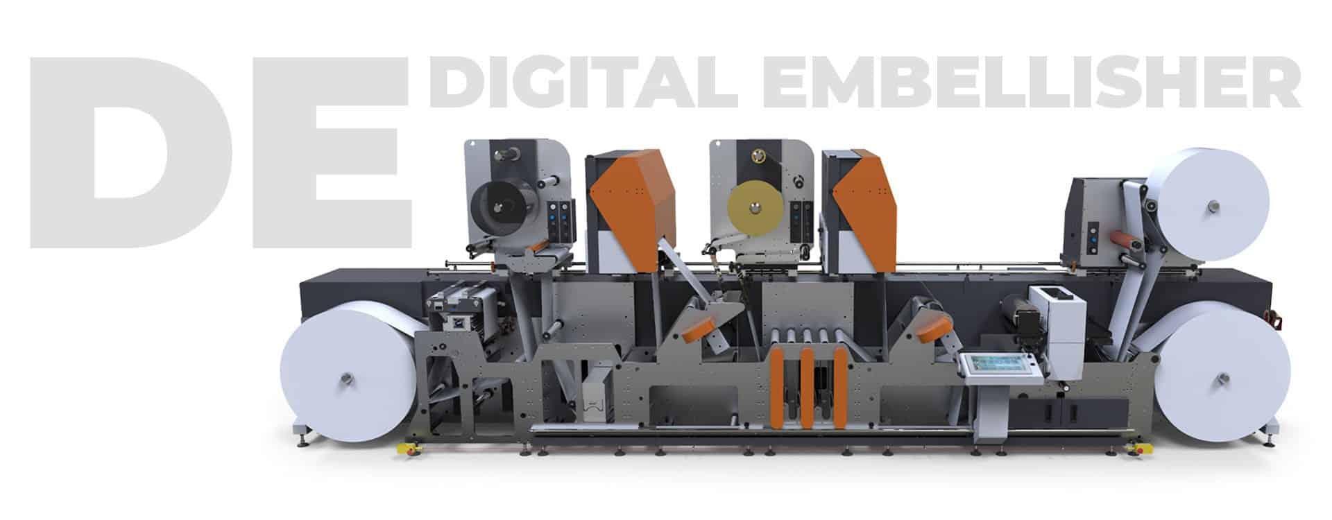 DE Digital Embellisher