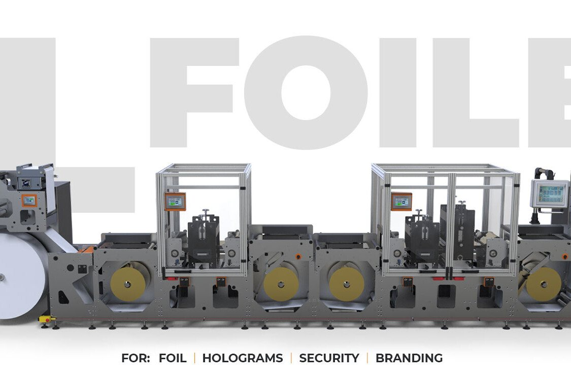 FL Foiler - Digital Cold Foil Printing Machine . Also Used As Cast and Cure Machine