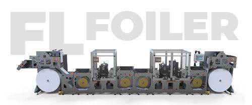 FL Foiler - Digital Foil Printing Machine