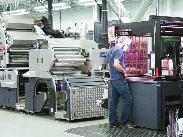 Innovative Label Solutions Purchases Edale Digicon 3000