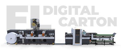Digital Carton Finishing Equipment