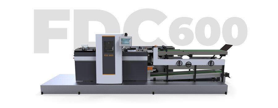 FDC600 - Flatbed Die-Cutting Machine