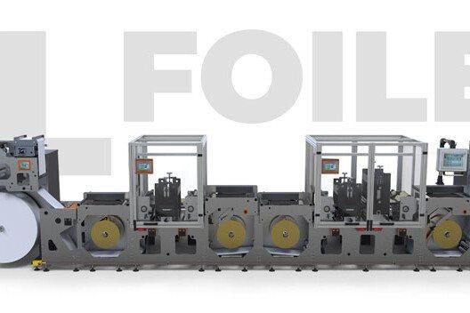 FL Foiler - For Flatbed Hot Foil & Rotary Hot Foil Stamping Machine